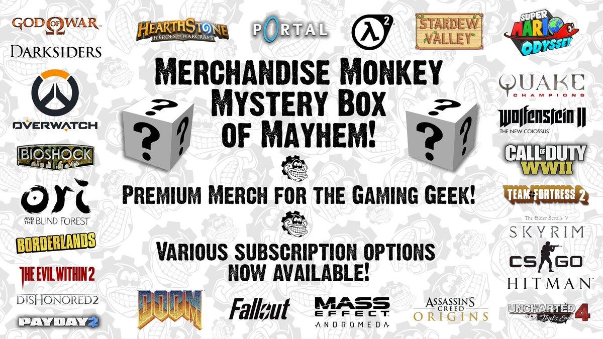 Merchandise Monkey on Twitter: