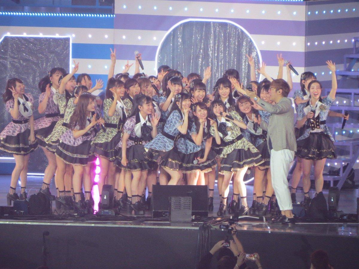 本日はNMB48さんの横浜アリーナでのライブに乱入したので動画はお休みです(笑)にしてもスゴいステージでめちゃ緊張した、、、後日動画あげますのでお楽しみにw