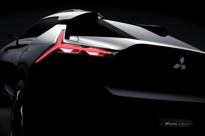 Mitsubishi has teased an all-electric e-Evolution model, set to be revealed later this year: https://t.co/Mex7ssXnqQ