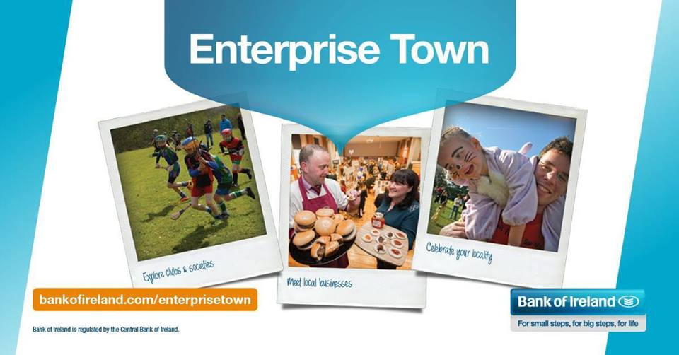 Looking forward to Graiguenamanagh BOI Enterprise Town on Oct7th in Abbey Hall spread the word @enterprisetown #graiguenamanagh#BOI #network <br>http://pic.twitter.com/eYrWGaEOOX