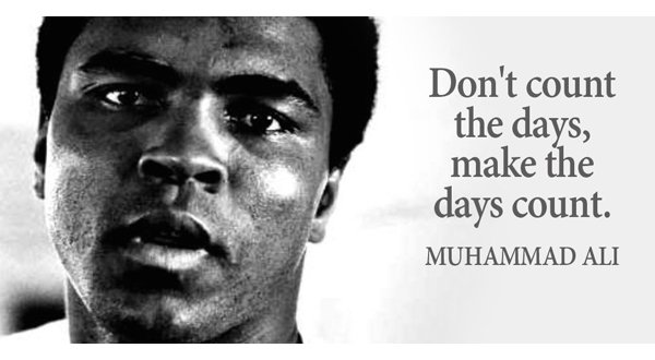 Don`t count the days. #Quote #quotes #MakeYourOwnLane #startup #defstar5 #mpgvip #Quotes #spdc #smm #digital #dji #wednesdaymotivation<br>http://pic.twitter.com/7n6q3cv6VY