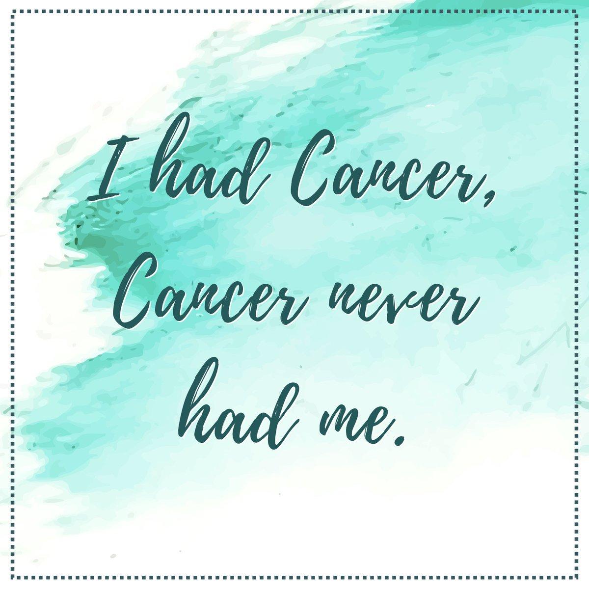 Cancer can&#39;t define you.  #OvarianCancer #EarlyDetection #OvarianCancerAwarenessMonth #Cancer #Motivation #WednesdayWisdom<br>http://pic.twitter.com/6dl9oaDrSC