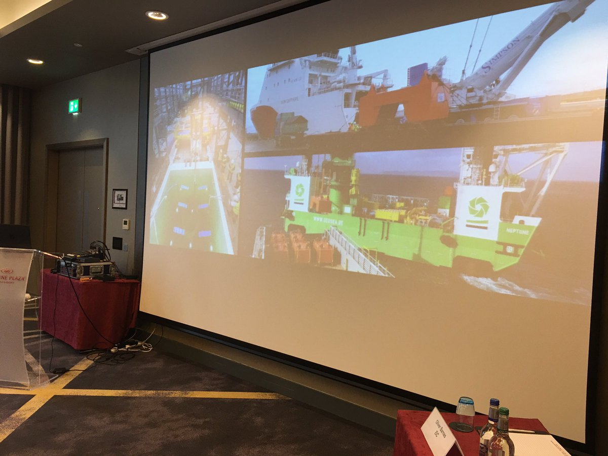 Playing at the Dounreay @TheEICEnergy Aberdeen event: @CaithnessCoC nuclear #SupplyChain capability film. Watch now:  https:// youtu.be/uZ8ud64g0zA  &nbsp;  <br>http://pic.twitter.com/Lb00fCol15