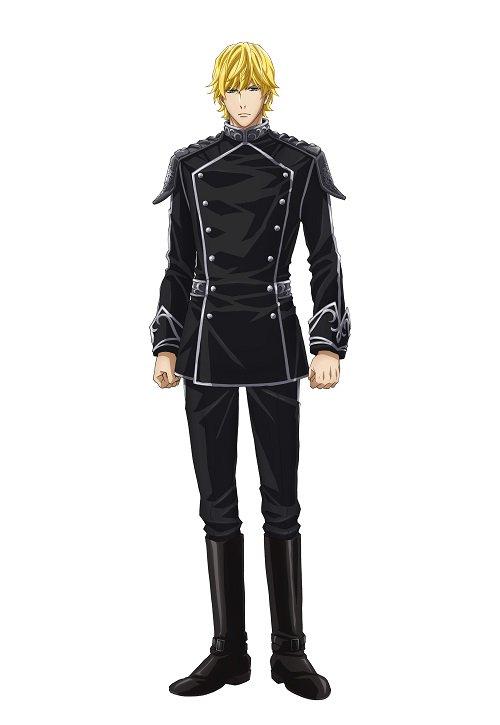 【キャスト解禁①】銀河帝国軍の若き上級大将。黄金色の髪と蒼氷色(アイスブルー)の瞳を持つ戦争の天才である、ラインハルト・フォン・ローエングラム役を演じるのは、宮野真守さん!#新銀英伝
