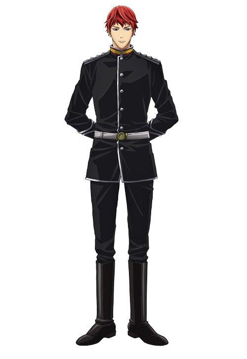 【キャスト解禁②】銀河帝国軍の大佐。10歳の時にラインハルトと知り合い、親友でもあるジークフリード・キルヒアイス役を演じるのは梅原裕一郎さん! #新銀英伝