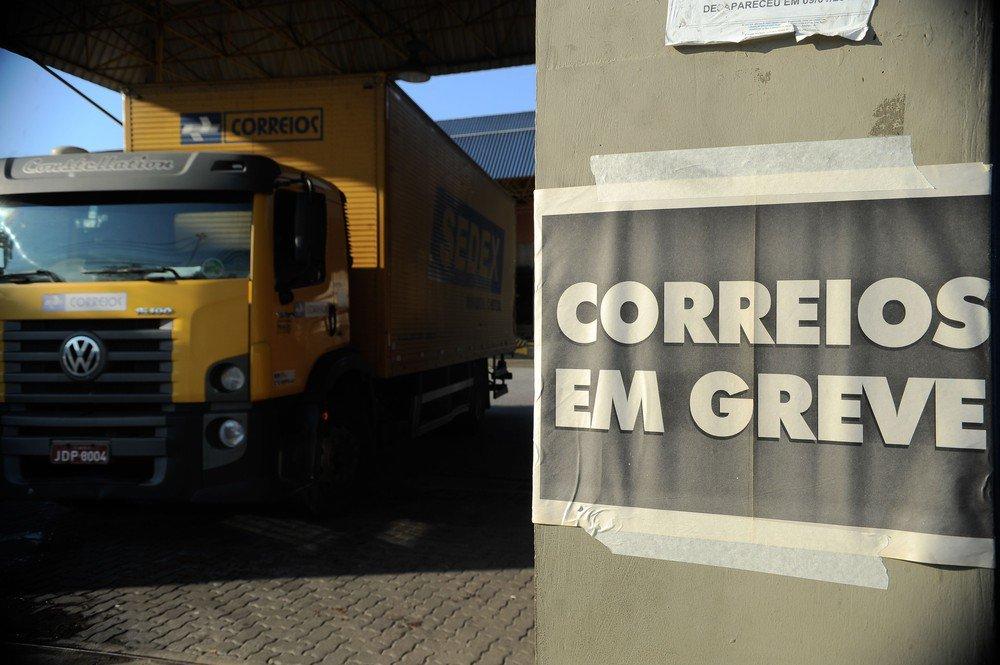 Funcionários dos Correios entram em greve por tempo indeterminado na PB https://t.co/VbBc4EWypE #G1