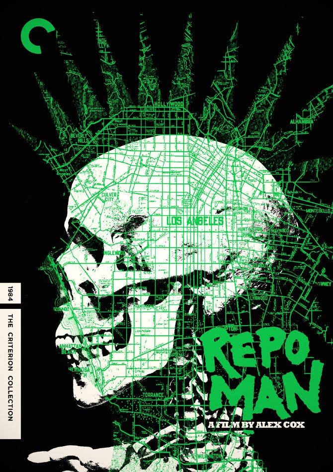 REPO MAN (1984) #comedy #scifi by Alex Cox #criterion #cover<br>http://pic.twitter.com/kMkJNKFcYs