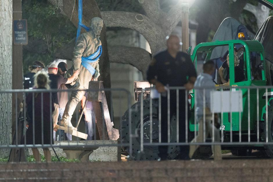 Which Confederate statues were removed? A running list https://t.co/sE8Jhz8Gpa (via @christocarbone) #FOXNewsUS