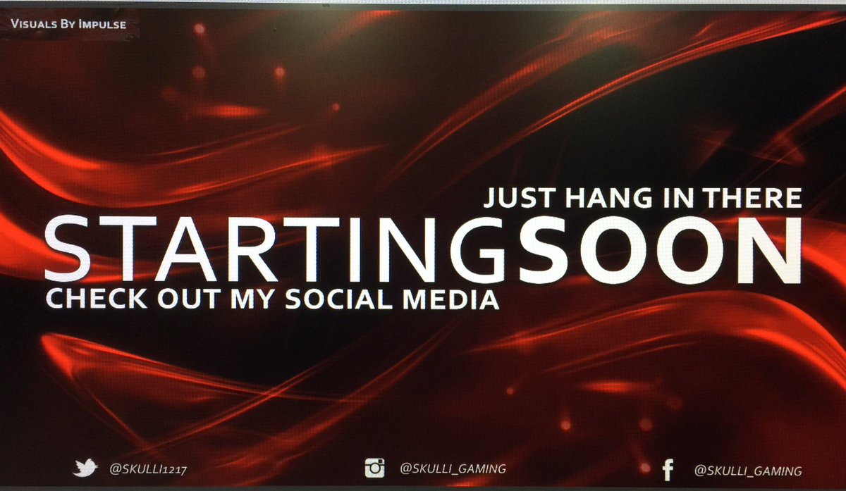Bring your #Twitch Stream alive! Check out @ImpulseVisual save 20% with &quot;SKULLI20&quot; @TwitchSharer @TwitchShare #graphic #graphicdesign<br>http://pic.twitter.com/HqDXXJKGRQ
