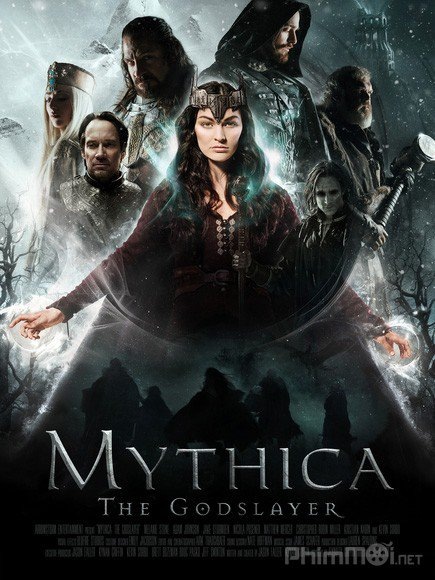 Mythica: Kẻ Sát Thần - Mythica: The Godslayer (2016)