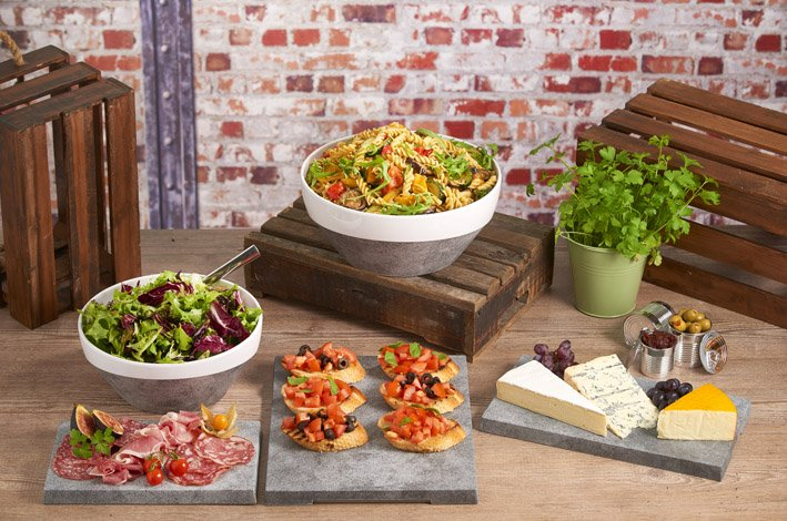 Vote for our tableware ranges in this year's @Restaurantshow 'Great New Idea' award!  http:// bit.ly/2fkqEoZ  &nbsp;   #Casablanca #Enamelware #Urban<br>http://pic.twitter.com/oMa1HyLzkl