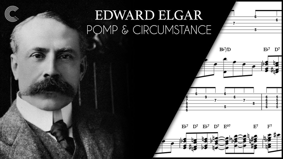 #Today in 1930 FP of Sir Edward #Elgar&#39;s Pomp and Circumstance March No. 5, in London. #MusicHistory #classicalmusic<br>http://pic.twitter.com/bDfVLl7dz2
