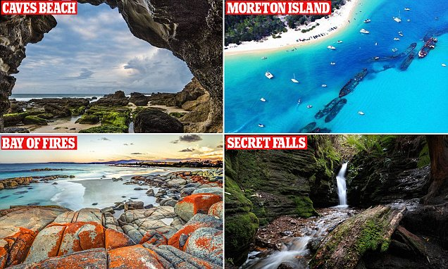 #Conservation From secret waterfalls to pristine beaches and picturesque bays: The top &#39;hidden gem&#39;…  http:// dlvr.it/PpFfdp  &nbsp;   #Australia<br>http://pic.twitter.com/RbqNAZDr4C