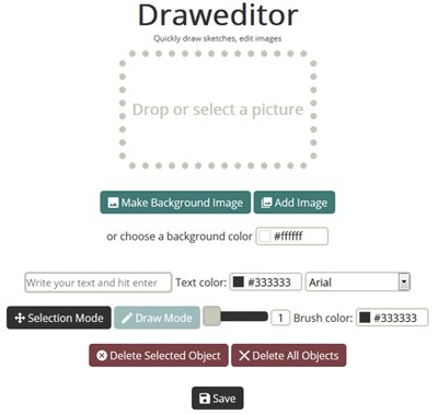 Draweditor : #jQuery plugin for Quickly Draw Sketches  https:// goo.gl/o5U6aV  &nbsp;   #javascript<br>http://pic.twitter.com/uti9bR85do