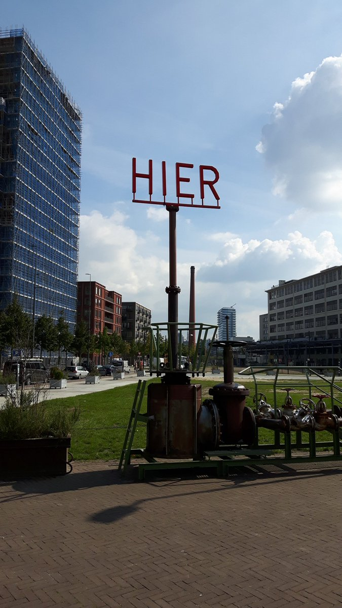 #Eindhoven place to be for @dutchdesignweek  @pietheineek  @VisitBrabant<br>http://pic.twitter.com/RB7vwlj2i9