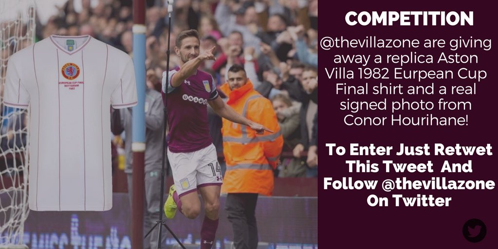 COMPETITION:  Winner will be announced when we reach 6000 Twitter followers. RT &amp; follow @thevillazone to enter    Details #AVFC <br>http://pic.twitter.com/NjijUQZugP