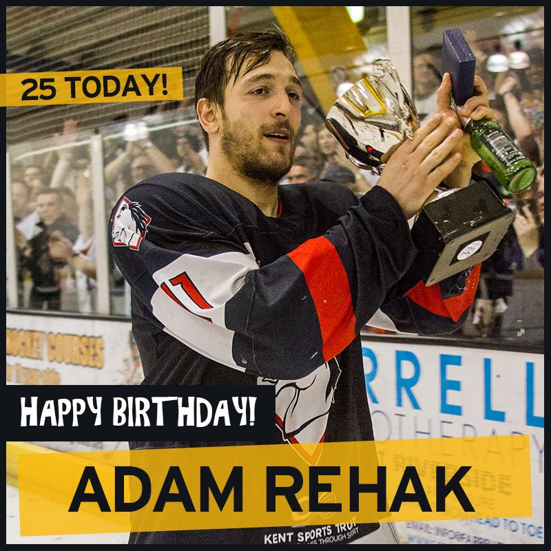 HAPPY BIRTHDAY to our very own Czech man on fire - Adam Rehak! Have a great day! #HappyBirthday <br>http://pic.twitter.com/OCPJVriRs6