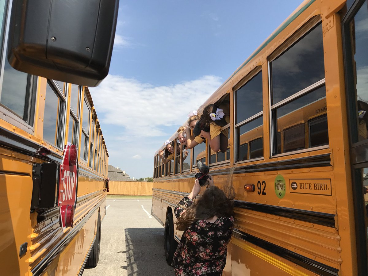 Students producing bus safety videos for the district. #RealWorld #WeAreReynolds<br>http://pic.twitter.com/oKwIQIh2dB