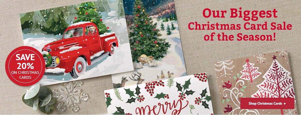 current catalog on twitter our biggest christmas card sale of the season is here shop today httpstcouyhutvpkfi sale currentcatalog - Current Christmas Cards