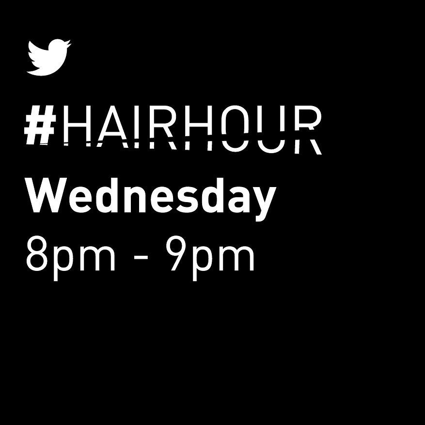 It&#39;s just over an hour until tonight&#39;s #HAIRHOUR ... So, join us at 8pm GMT for some #hair and #barber industry chat!<br>http://pic.twitter.com/euevPw71Ck
