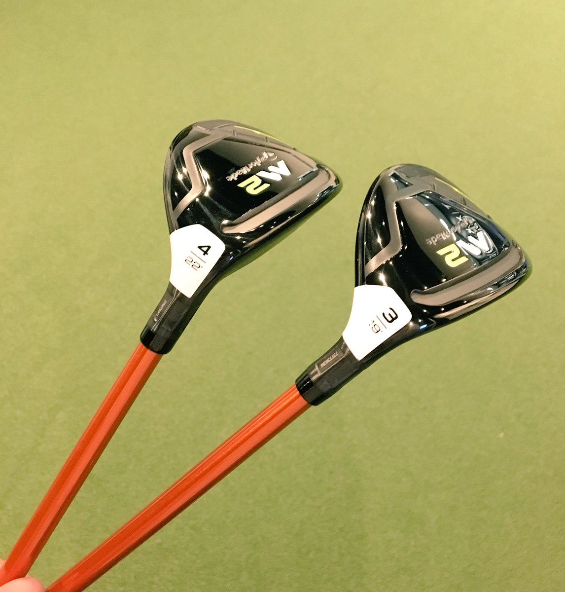 PSA These @TaylorMadeGolf #M2 shafted up with Graphite Design Tour AD Hybrids are LOOOOONG! #byeball #TXG<br>http://pic.twitter.com/rCtQhnipZJ