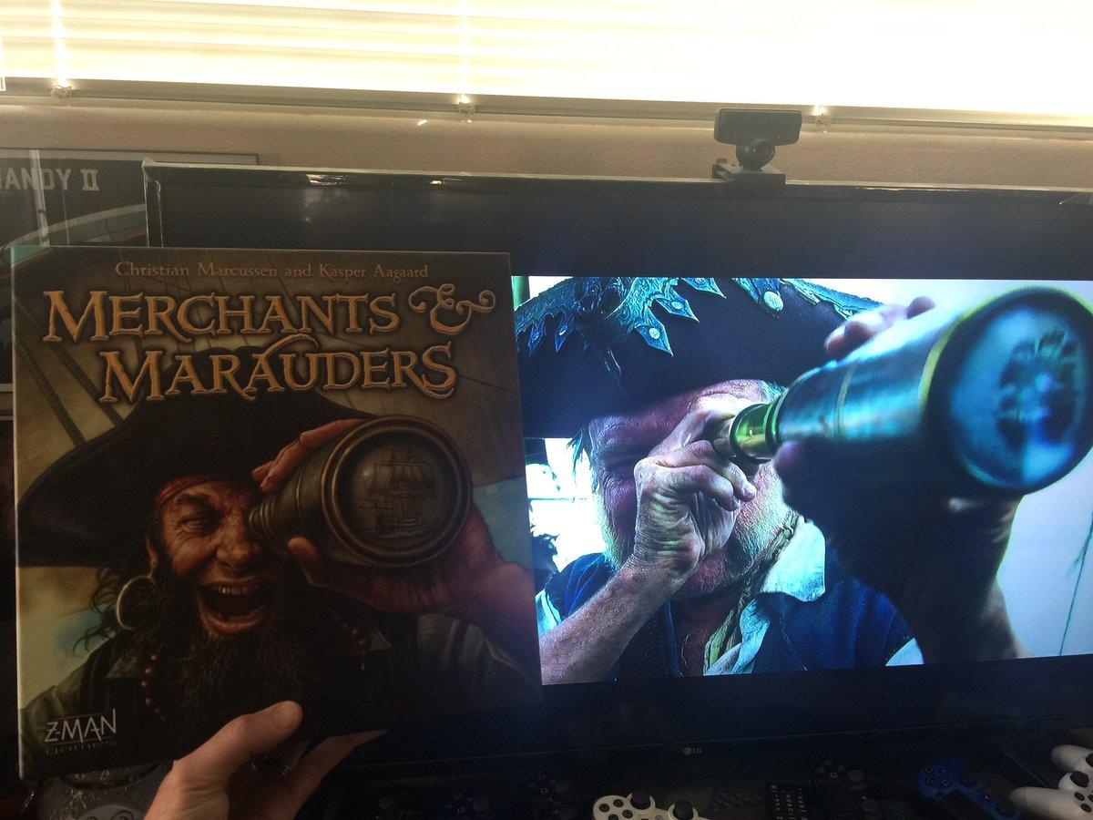 I noticed something while watching &quot;Dead Men Tell No Tales&quot; #merchantsandmarauders #piratesofthecaribbean #potc <br>http://pic.twitter.com/xi1sfBeXwM