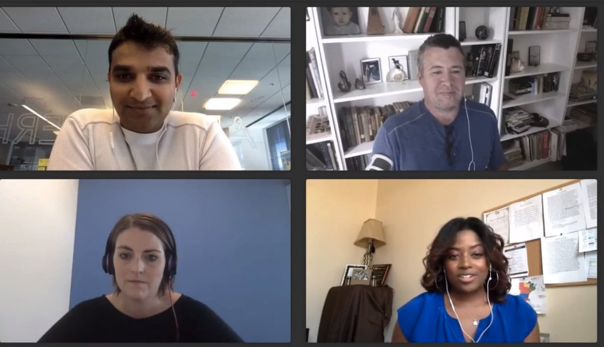 Gearing up for our #FlipMyFunnel #RealWorld webinar with these amazing castmates! You still have time to join us:  https:// flipmyfunnel.com/webinar-real-w orld-flipmyfunnel-b2b-practitioners-get-real-about-investing-in-abm-education/ &nbsp; … <br>http://pic.twitter.com/qT3Jo1eaik