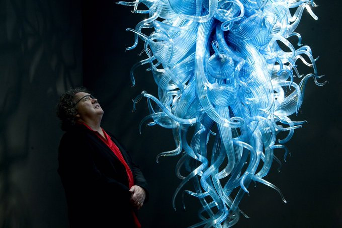 Happy 76th Birthday Dale Chihuly!