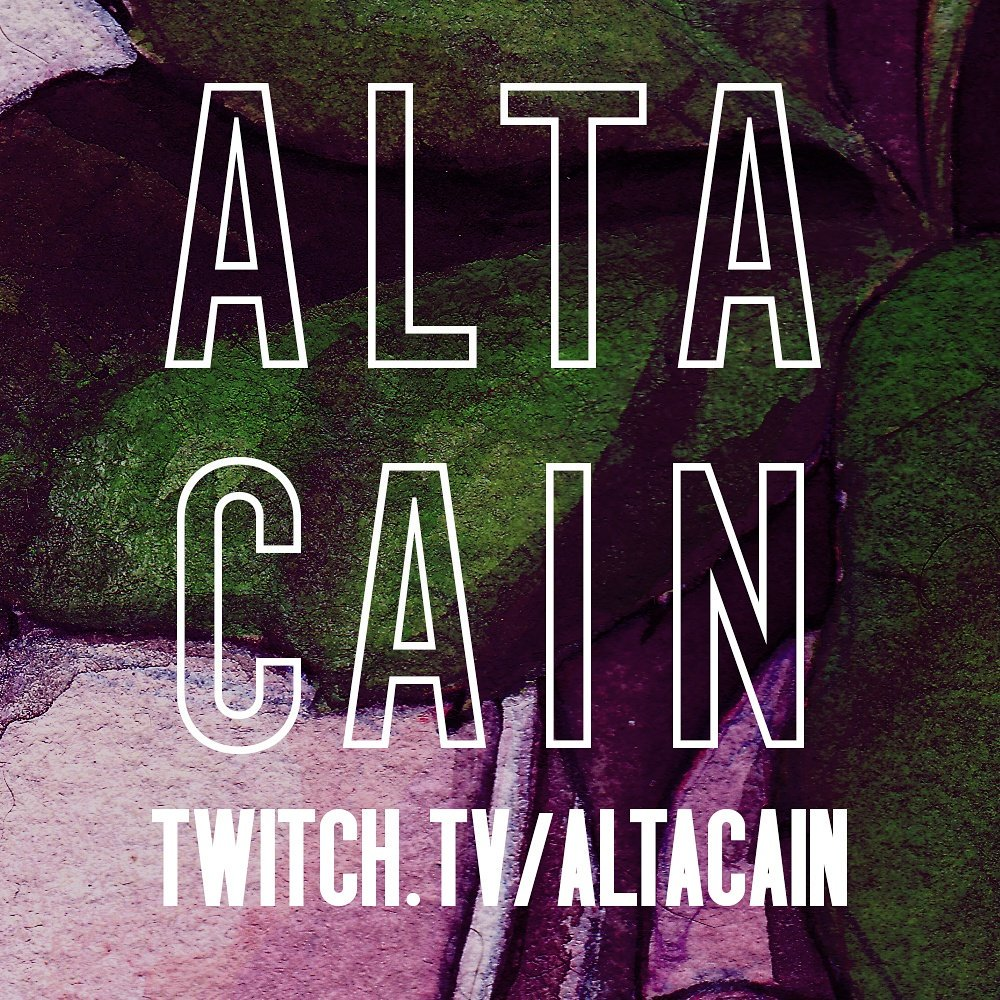 LOGGING ON NOW  http://www. twitch.tv/AltaCain  &nbsp;   Let&#39;s get weird.  #art #artist #tarot #doom #twitchcreative #morbid #livestream #darkarts #canadian<br>http://pic.twitter.com/Fsm7XlVWWU