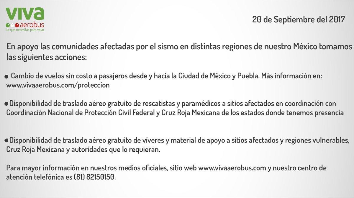 ⚠️ Aviso para apoyar a afectados por el #sismo. Comunicado completo en  https://t.co/IjNzjwdIq1 #FuerzaMéxico https://t.co/K5wQQzgfsL