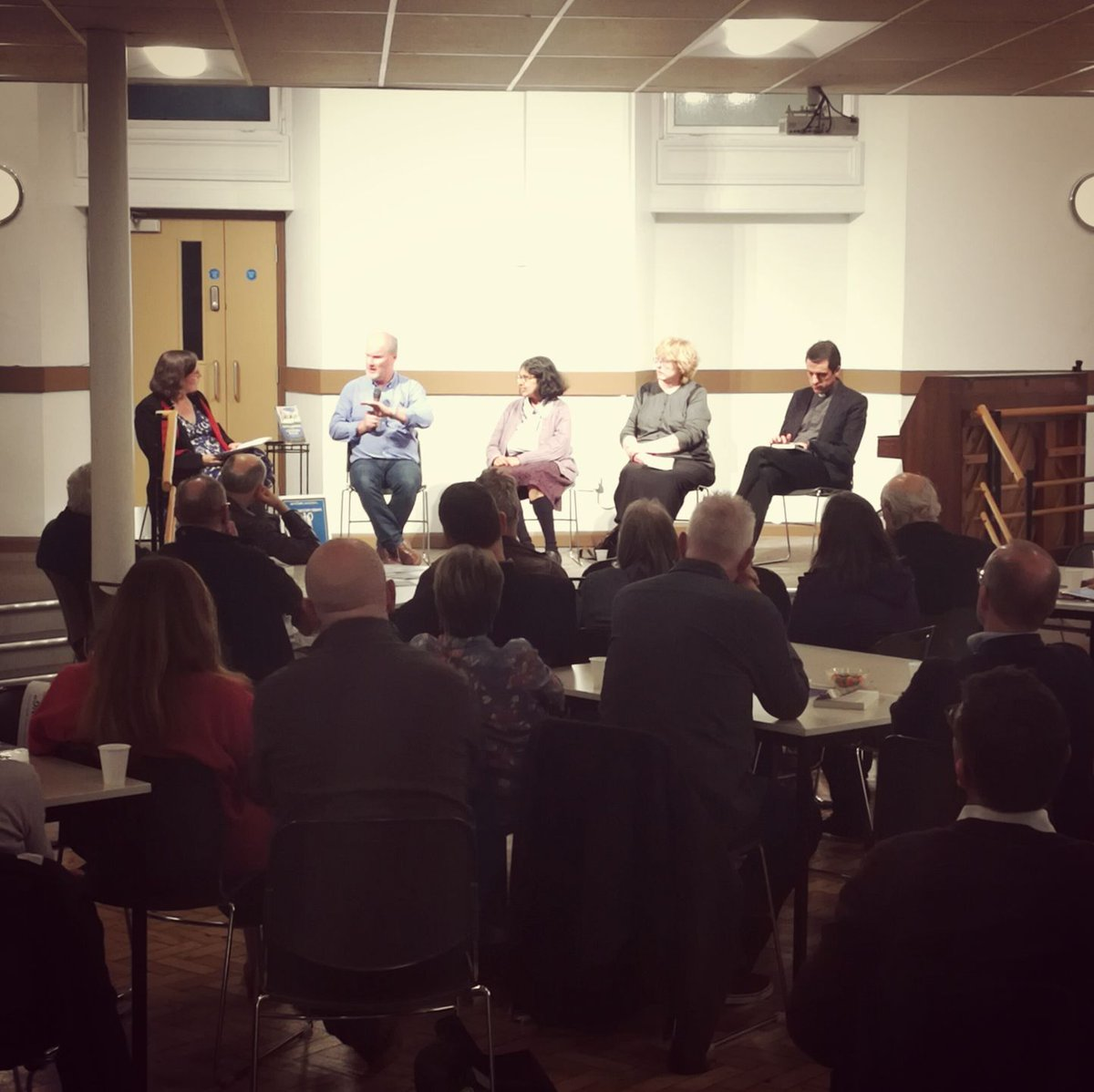 Fab panel incl @simonjduffy #sharing more about @vote4commongood #CommonGood @Bloomcentral<br>http://pic.twitter.com/NwuQCRPNda