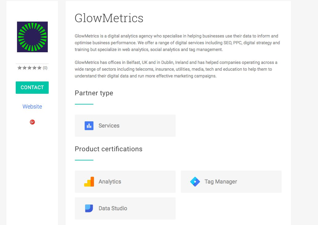 Glowmetrics On Twitter Check Out Our New Shiny Datastudio Product