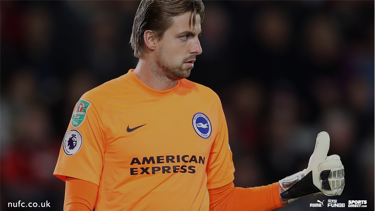 BREAKING: @TimKrul&#39;s season-long loan to @OfficialBHAFC has become a permanent move.  Full story:  https://www. nufc.co.uk/news/latest-ne ws/krul-completes-permanent-brighton-switch &nbsp; …  #NUFC <br>http://pic.twitter.com/MAGB3ilv3D