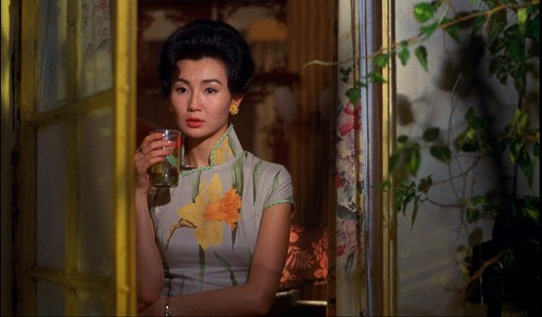 "TabloidArtHistory on Twitter: ""Still of Maggie Cheung from 'In the ..."