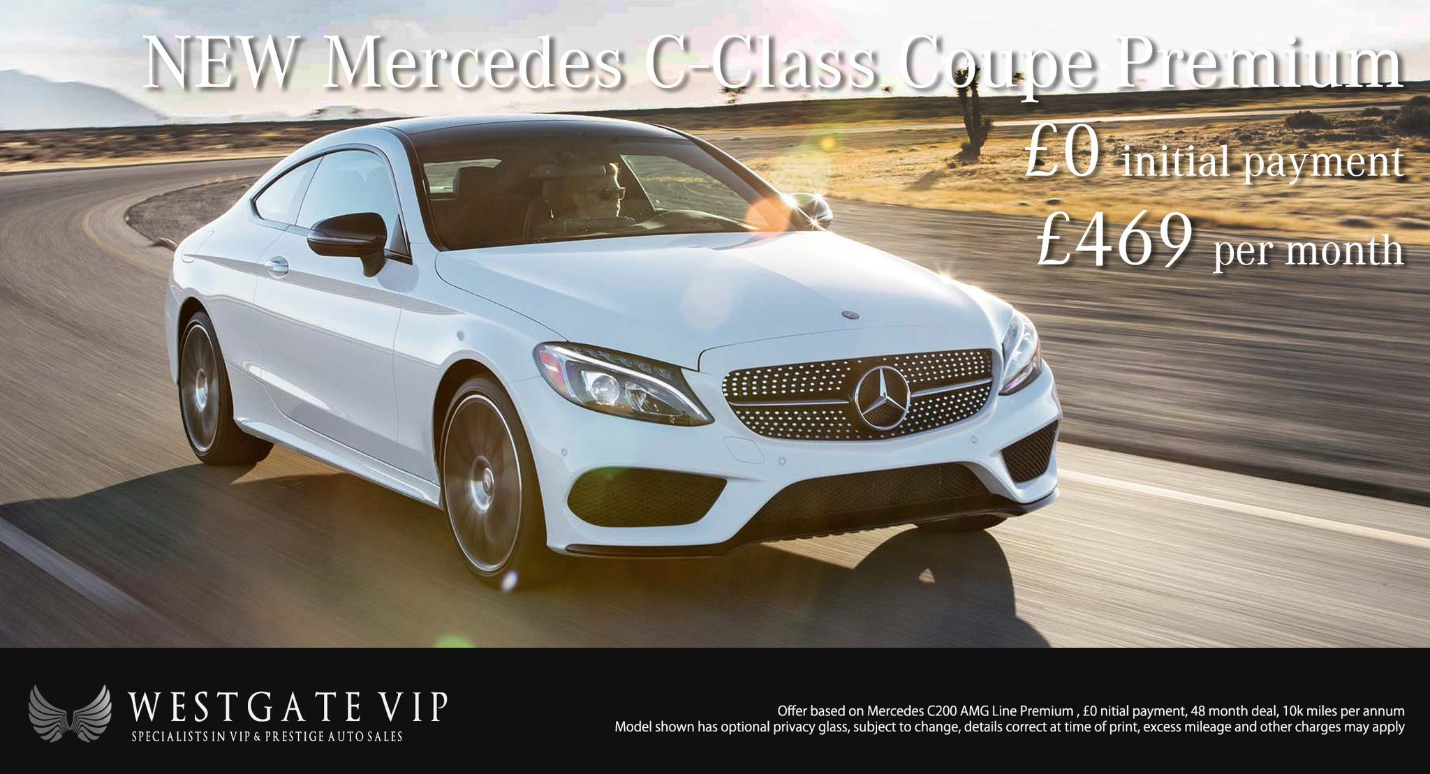 "Westgate VIP on Twitter ""OPEN TO ALL OFFER IN STOCK Mercedes C200"