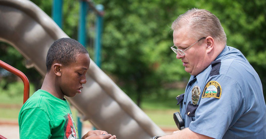 &#39;The Police Need to Understand #Autism&#39;  https:// buff.ly/2xeMAJd  &nbsp;   Read more @nytimes opinion #disability #education #stimming #training<br>http://pic.twitter.com/OazhmhEUW4