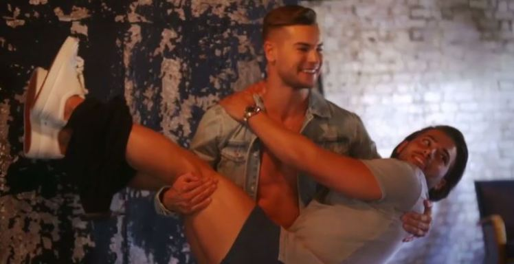 Chris and Kem have released the trailer for Straight Outta Love Island https://t.co/4IyQAyP3z3