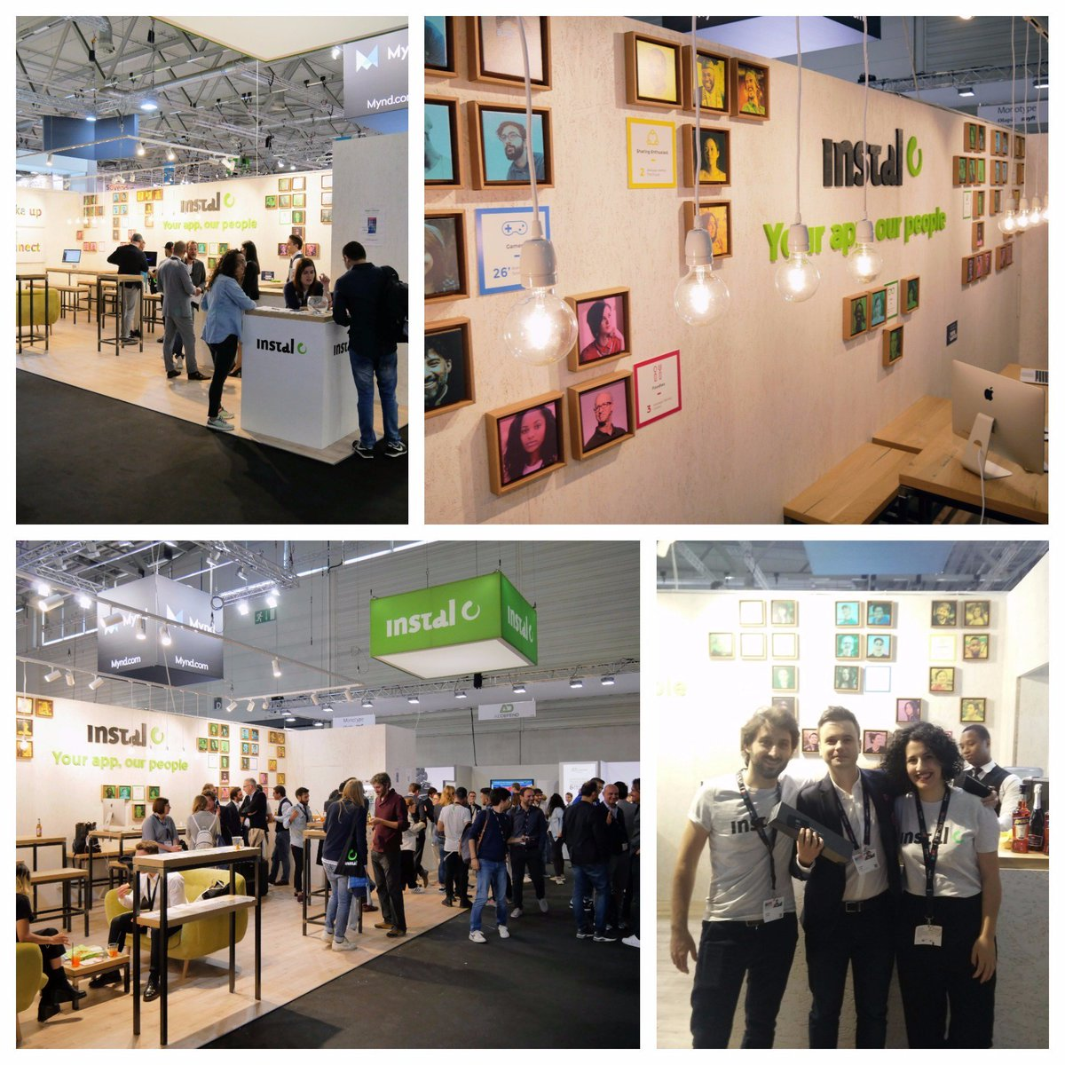 Last week we took part in @dmexco 2017. Here&#39;s some snaps of our days in the trade fair! #Dmexco2017 #dmexco #DigitalMarketing #Apps #mobile<br>http://pic.twitter.com/YDKQeQ0QeC