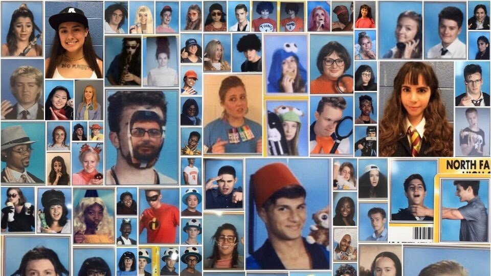 These high schoolers just changed the game with their amazing student ID photos https://t.co/kn7N73wg9R