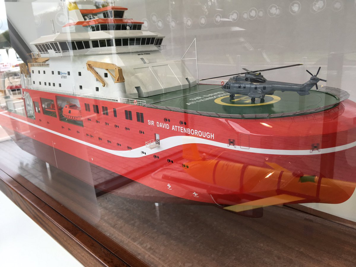 Launching in 2018, it&#39;ll always be Boaty McBoatface to me. #BAS #RSSDavidAttenborough<br>http://pic.twitter.com/YHVXPuHIJT