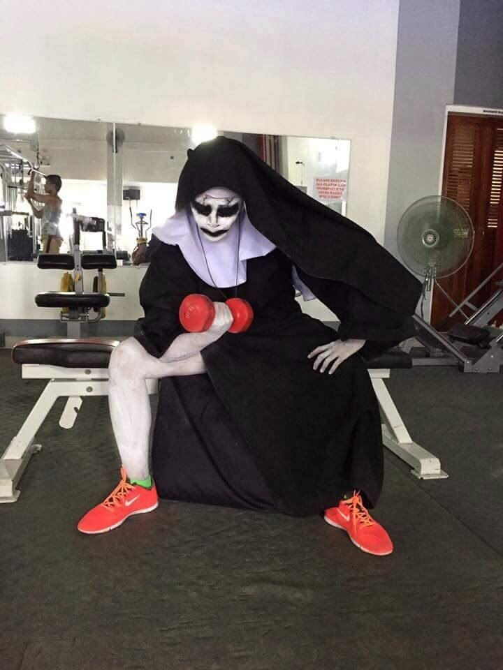 Когда услышал, что физические упражнения помогают выйти из депрессии