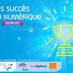 #TransfoNum #TPE #PME Les succès du numérique 2017 ✅ 53 cas concrets d'usage du digital  https://t.co/W3NNoTGixY via @ATNplus