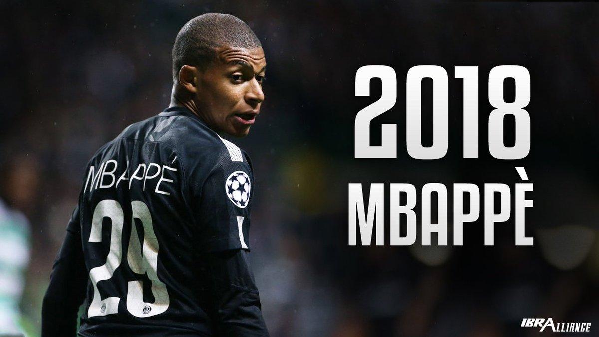 Kylian Mbappé - Crazy Skills & Goals 2017/18 PSG HD #mbappe #psg  https://www. youtube.com/watch?v=JCSfNY BYm1o  … pic.twitter.com/qadqRduZdg