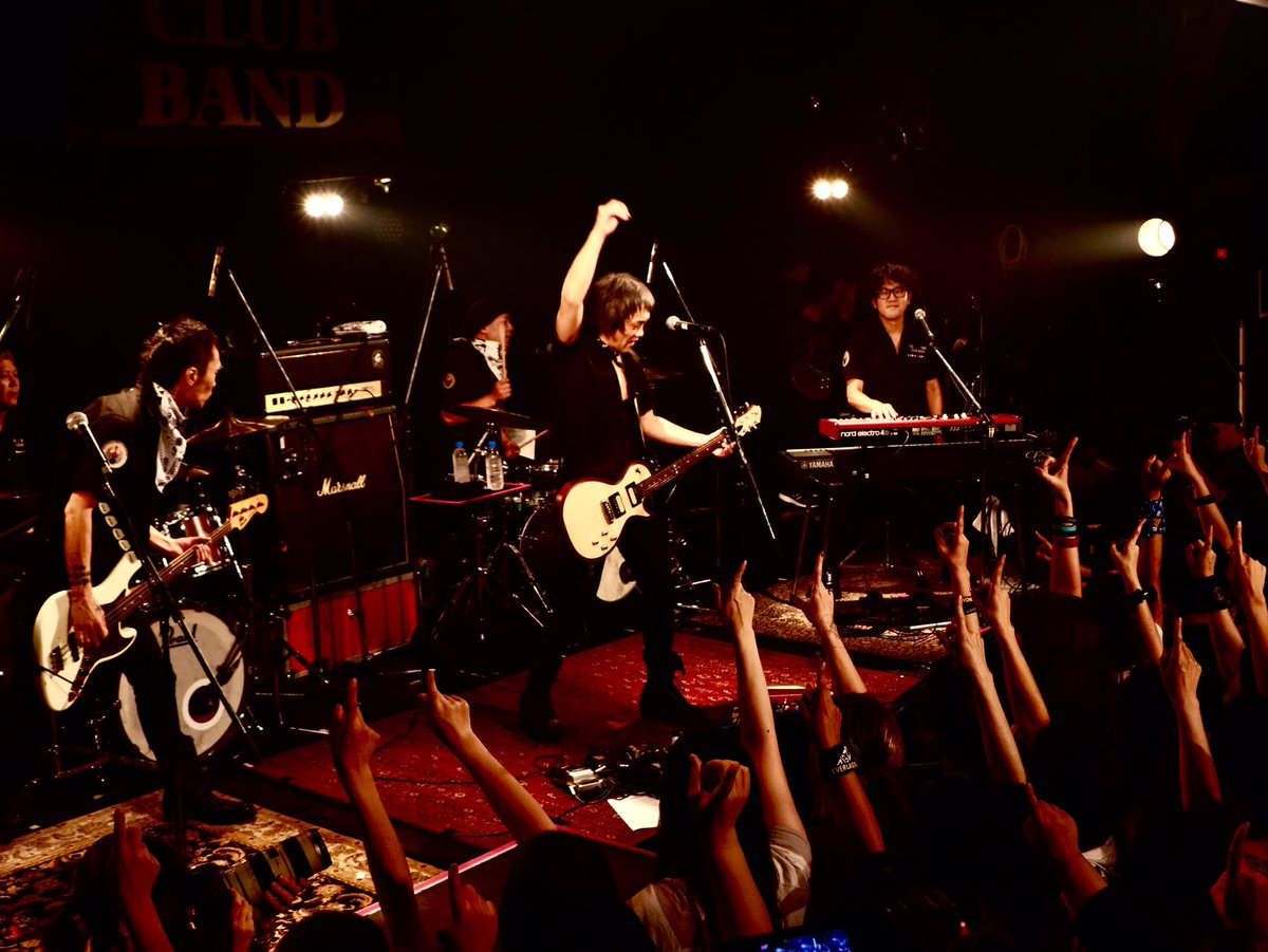 THANK YOU asia next TOUR2017 #THEBLACKCOMETCLUBBAND #ZIGZO #shibuya #club #asia #live #rock #rockband<br>http://pic.twitter.com/qg1OaZijJf