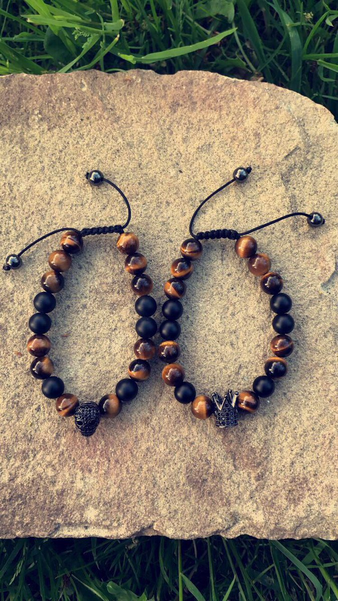 Follow me and retweet this photo for a chance to win both. bracelets!!  Ends 27/09. #giveaway #bracelet #goodluck #winner #competition <br>http://pic.twitter.com/oKitqnrSD8