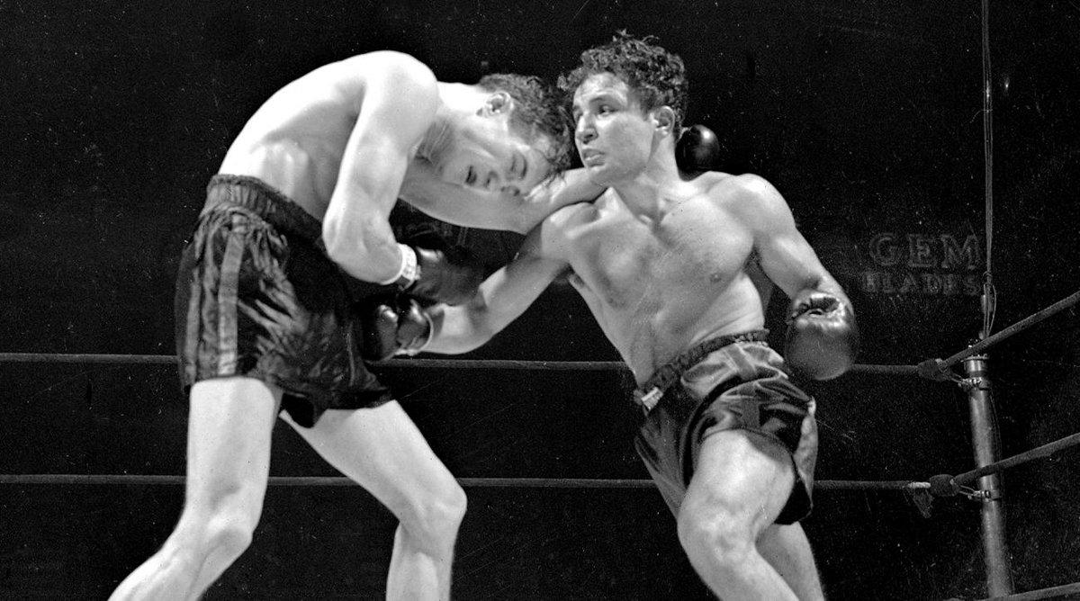 Report: 'Raging Bull' boxer Jake LaMotta has died at age 95 https://t....