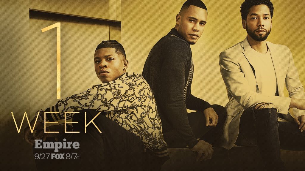 RT if you&#39;re ready for Cookie, Lucious, and the rest of the Lyon family to return next week! #Empire <br>http://pic.twitter.com/5SS9EAY7D4