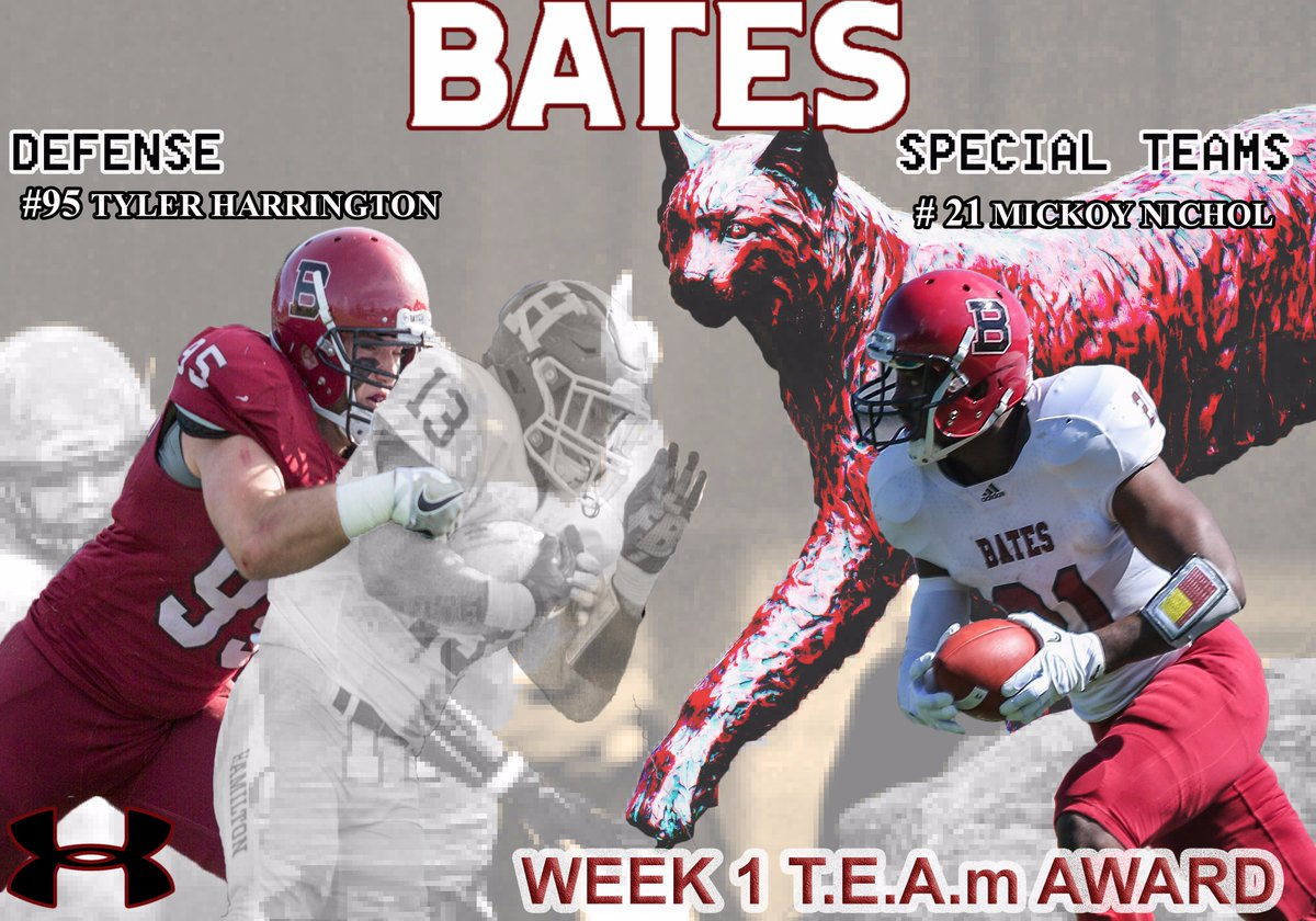 Week #1 T.E.A.m recipients. #NESCAC #d3fb #T.E.A.m <br>http://pic.twitter.com/Fa8CPr8ziT