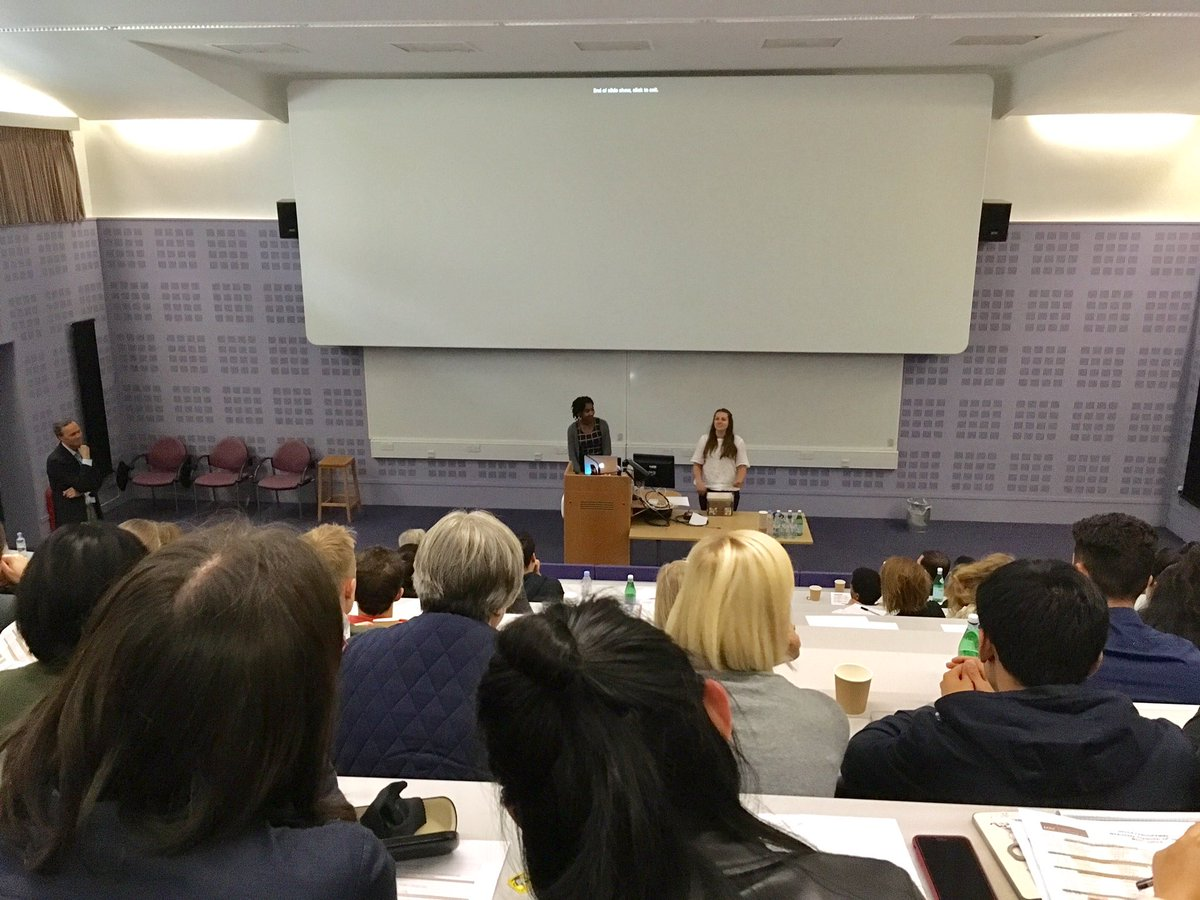 Why you should do #publicEngagement- @layallivs and @Danniwellie talking at @MRC_HIU day about why it is important and how to get involved <br>http://pic.twitter.com/VmXHOYHUxS