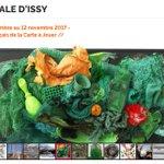 """""""Paysages, pas si sages"""" : présentation de la 12e @biennaledissy par @Expo_InThe_City !   Infos : https://t.co/ZEwe2HgFjg"""